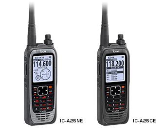 ICOM IC-A25N IC-A25C