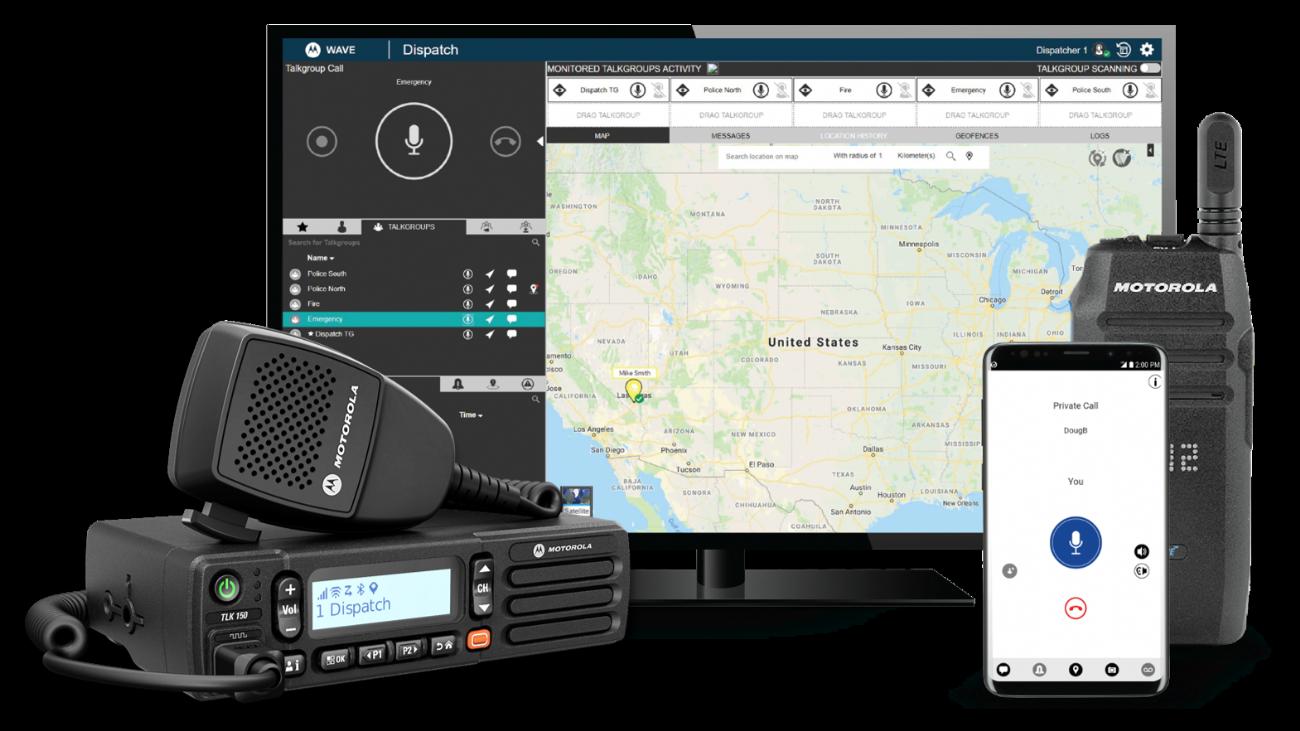 WAVE PTX Broadband Push-To-Talk